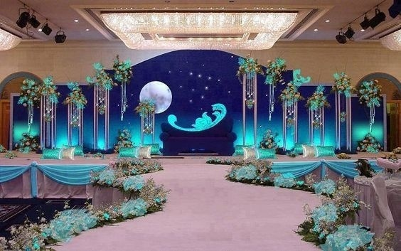 reception stage decoration ideas