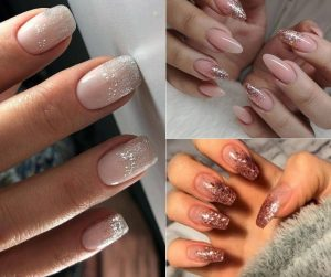 bridal nail art inspiration ideas