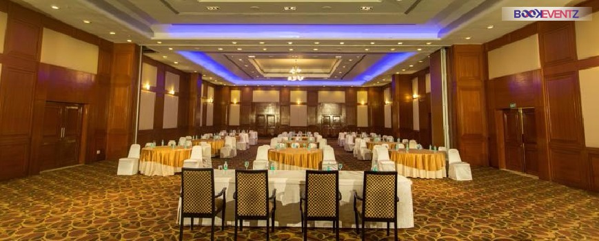 The Chancery Pavilion; Party Halls in Bangalore