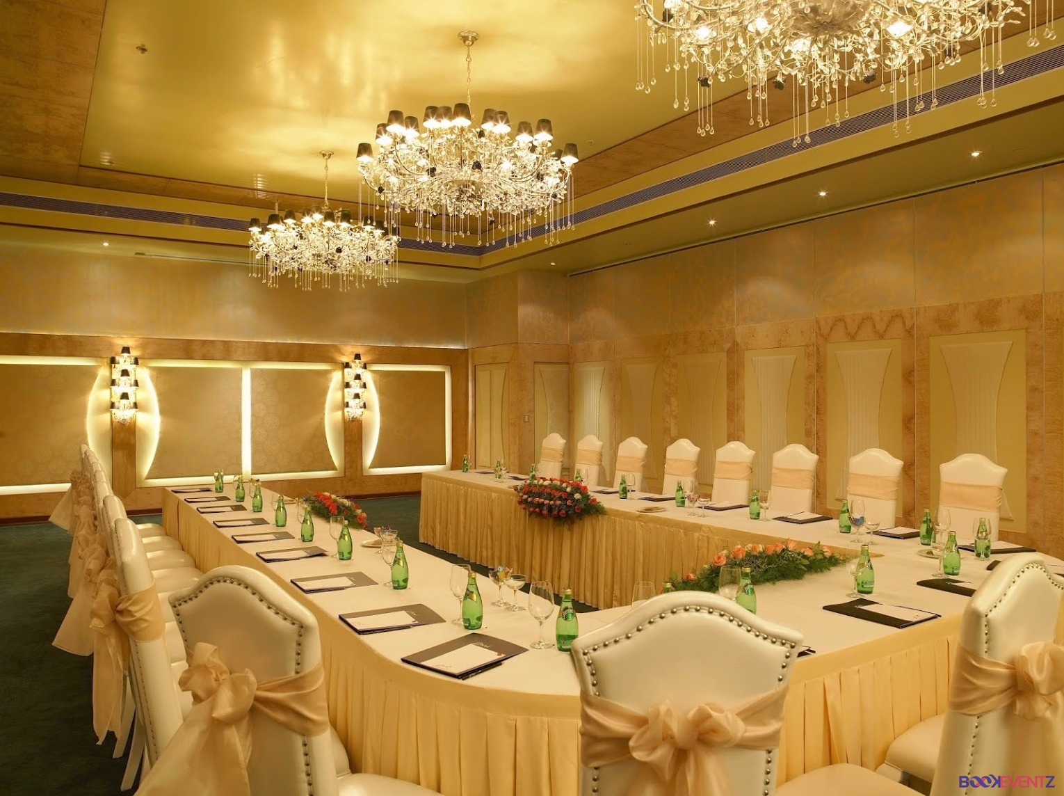 Zuri Hotels and Resorts; Party Halls in Bangalore
