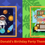 McDonald's birthday party themes