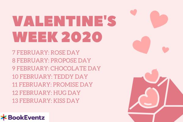 Valentine's Day 2020 Celebration Ideas!