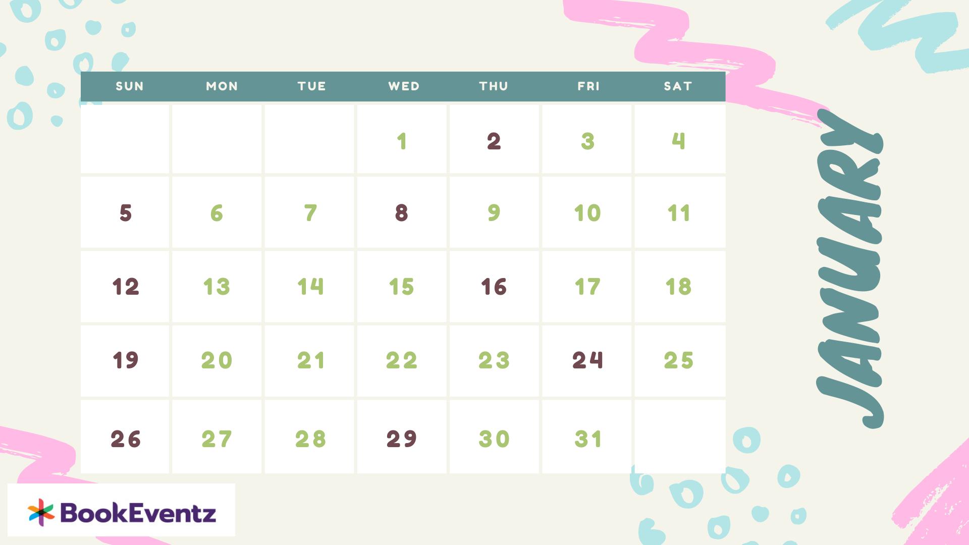 January Namkaran Muhurat Dates 2020
