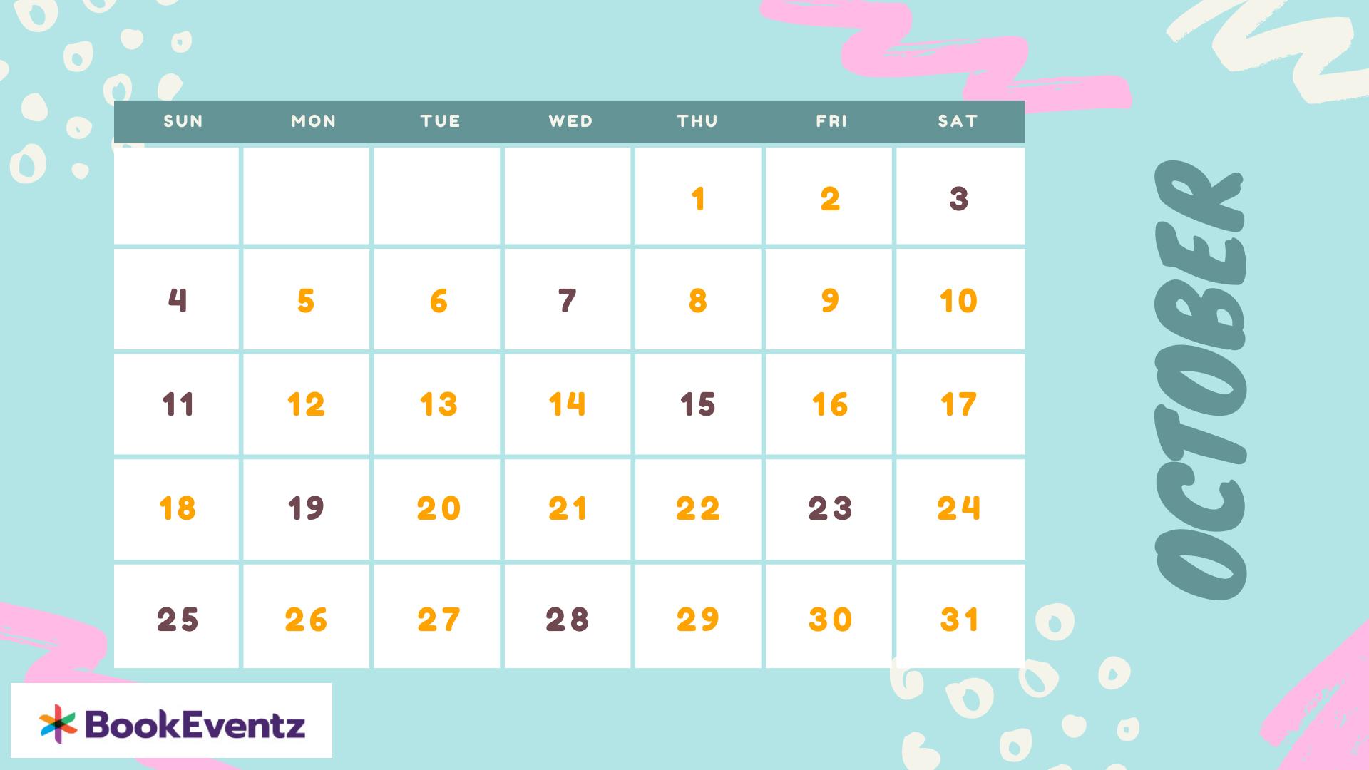 October Namkaran Muhurat Dates 2020