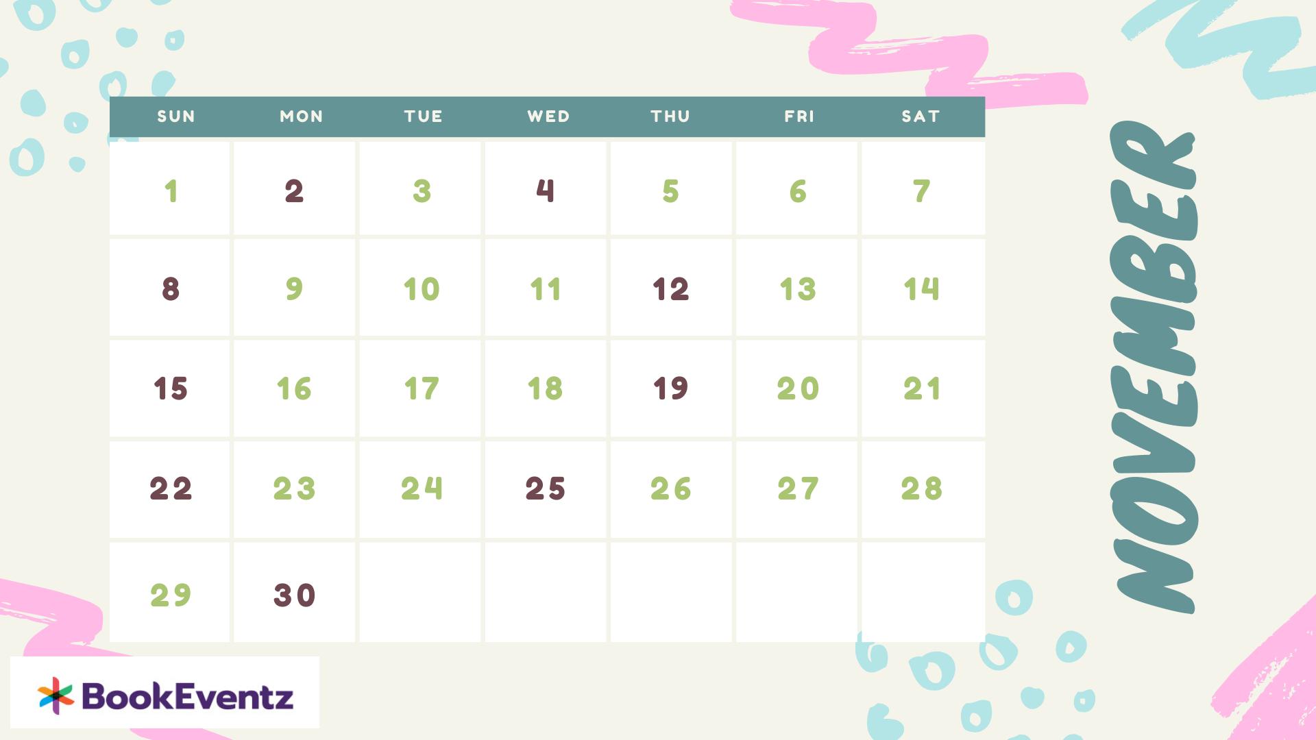 November Namkaran Muhurat Dates 2020
