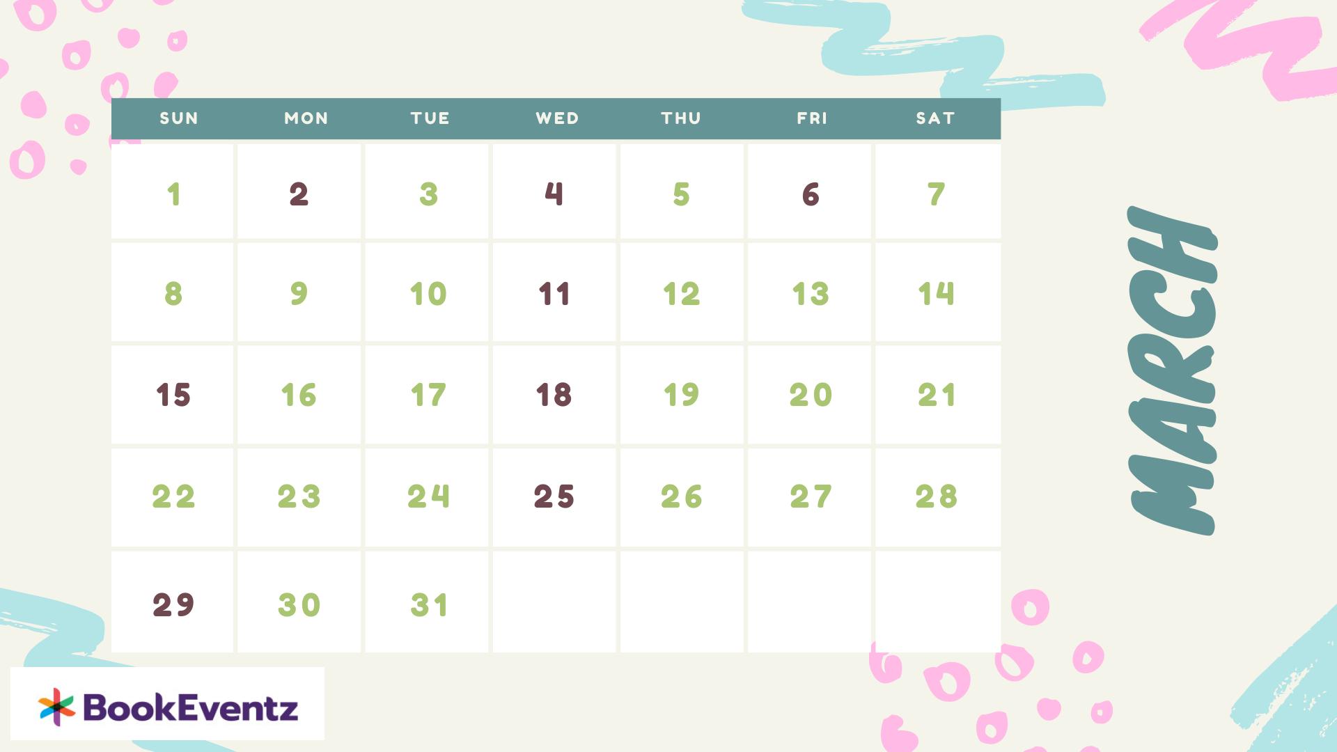 March Namkaran Muhurat Dates 2020