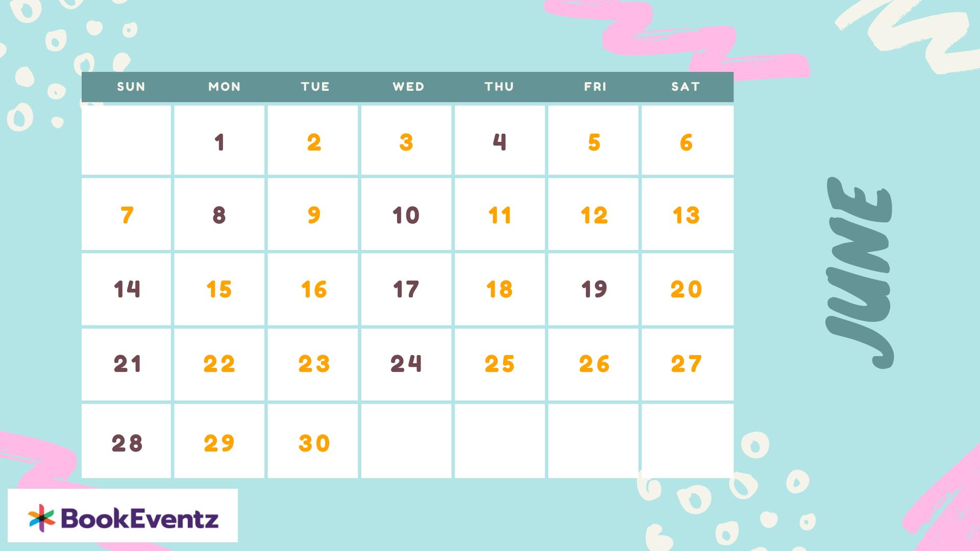 June Namkaran Muhurat Dates 2020