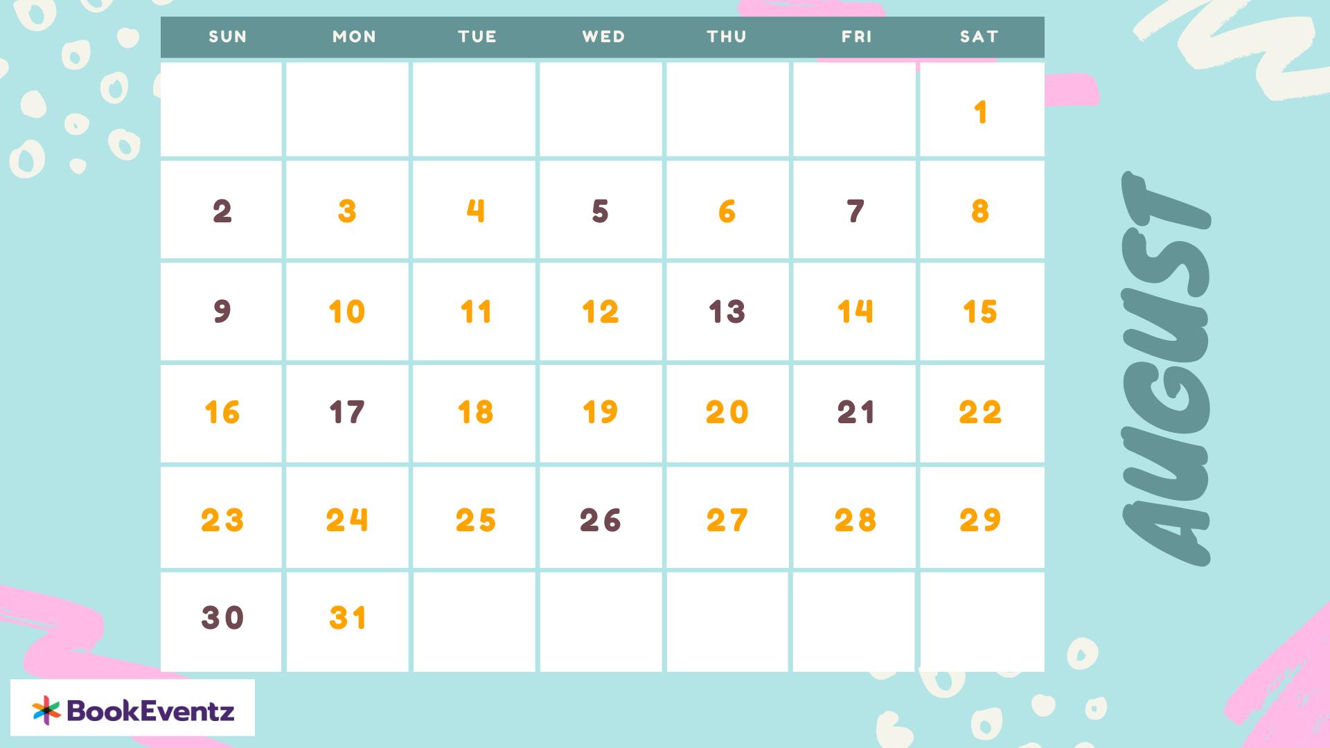August Namkaran Muhurat Dates 2020