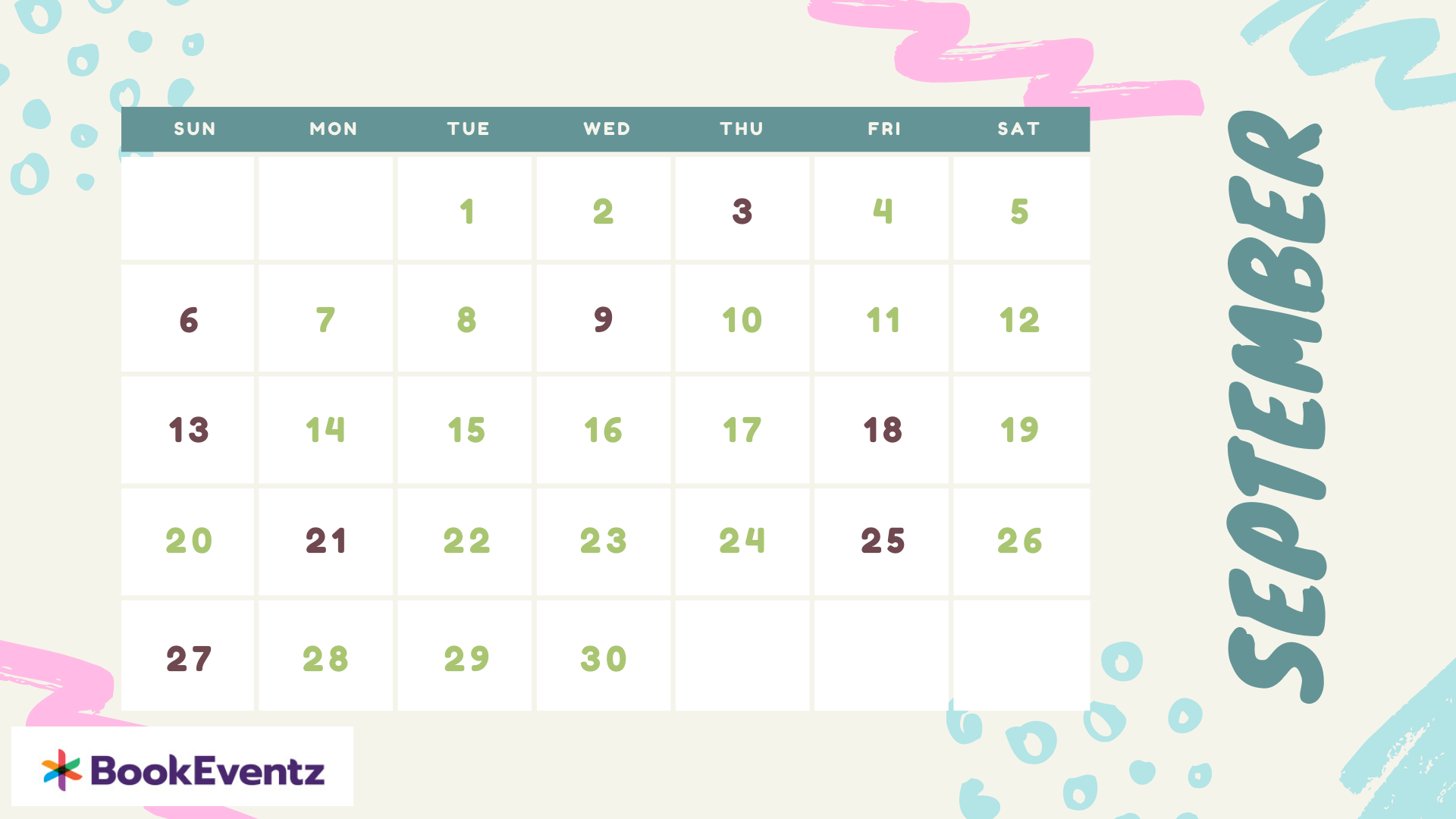 September Namkaran Muhurat Dates 2020