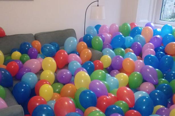 Creative Birthday Celebration ideas at Home