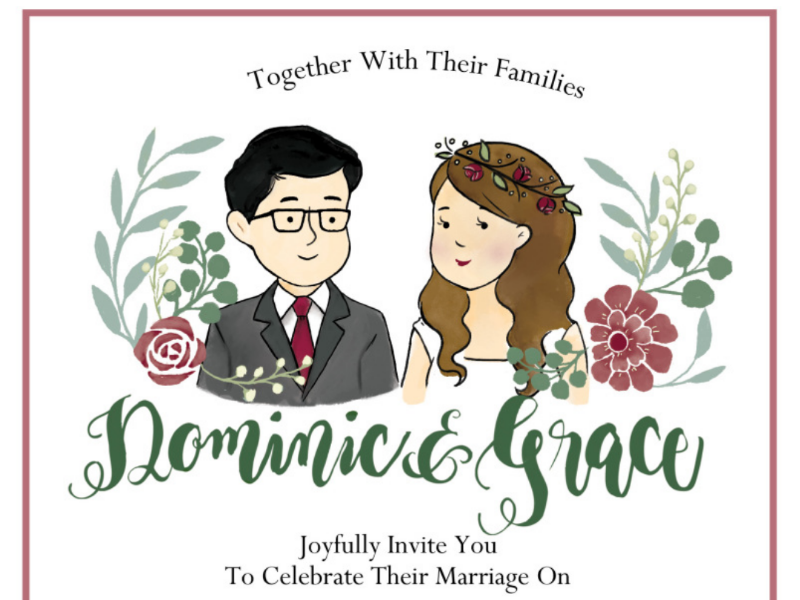 illustration 7 awesome ideas for digital wedding invitation for your wedding