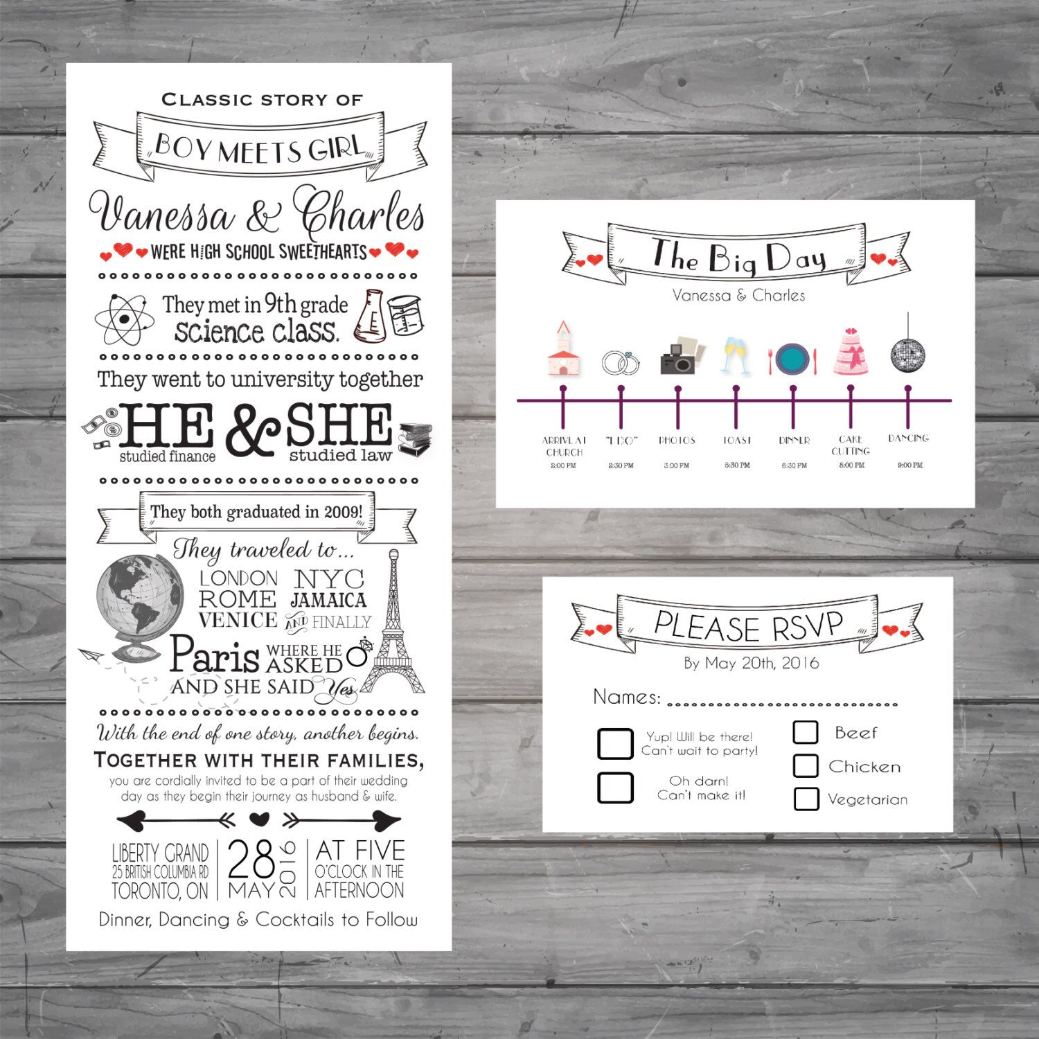 love story 7 awesome ideas for digital wedding invitation for your wedding