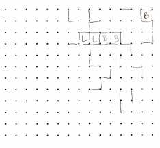 dots and boxes, 10 Pen and Paper Games for your Party