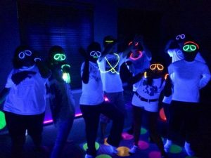 Nightlife Party Ideas