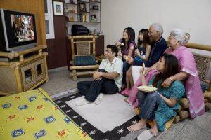 Family Reunion Ideas TV time