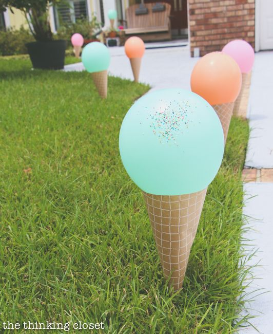 outdoor birthday party ideas, outdoors birthdays, birthday party themes, marketplace party theme, Cricket-themed birthday party, outdoor party, birthday party themes