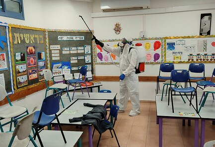 Disinfecting schools and colleges to ensure safety from Covid-19