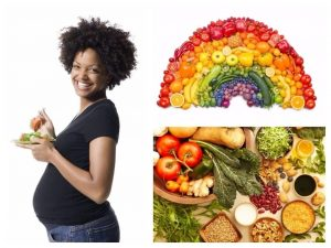 Follow a Balanced Diet for Expectant Moms