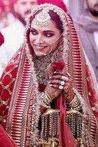 Deepika Padukone's Wedding Look
