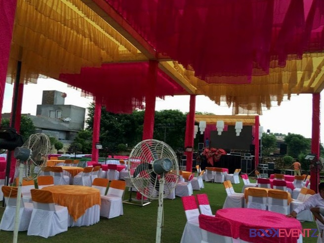 top Indore marriage lawns