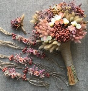 pass the bouquet