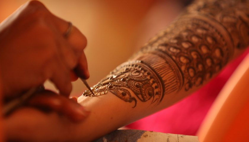 best Hyderabad bridal mehendi venues