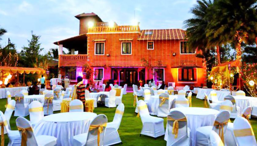 top Indore marriage lawns and party plots