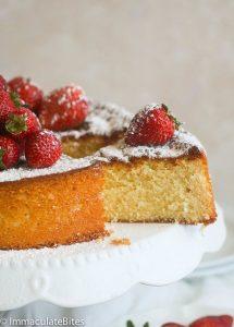 Eggless Birthday Cake Recipes for Vanilla Sponge Cake