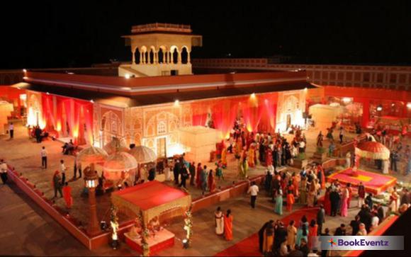 top Jaipur heritage wedding venues