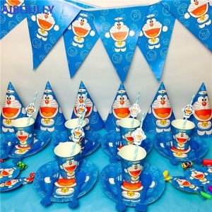 Doraemon Theme Supplies for Doraemon Theme Birthday Party