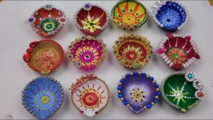 Diya Decoration, Diwali Party Game Ideas