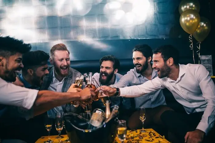 Groomsman duties of hosting a bachelorette party