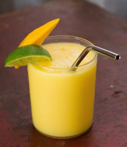 Mango Pina Colada, Easy Mocktail Recipe Ideas
