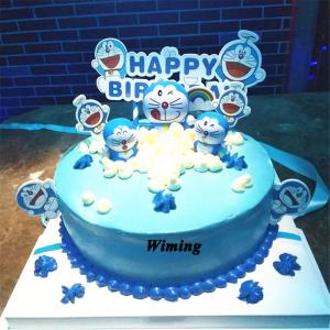 Doraemon Cake for Doraemon Theme Birthday Party