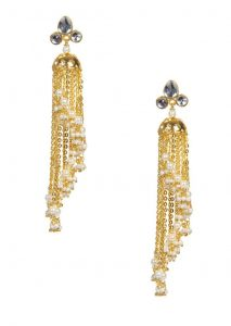 drop Bridal Earrings