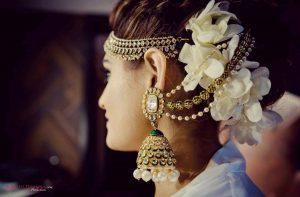 Bahubali Bridal Earrings