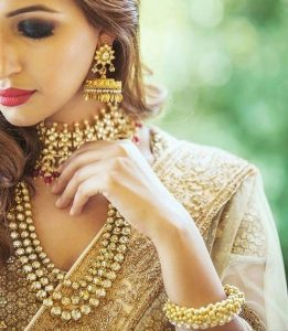 Jhumka Bridal Earrings