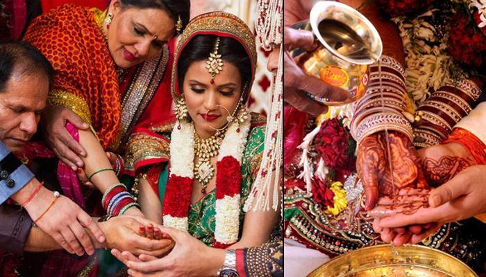 Maharshtrian Wedding Ritual