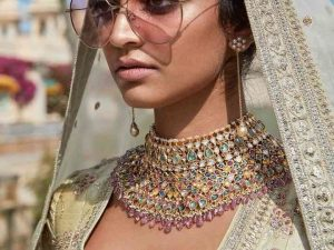 Bridal Choker Bridal Necklace Designs
