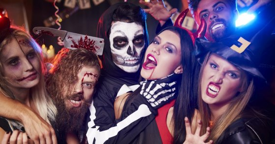 Adults Halloween Party Ideas