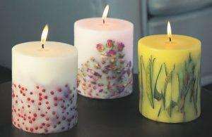 Handmade Candles for Diwali Gift Ideas