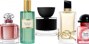 Perfumes and Body Sprays for Diwali Gift Ideas