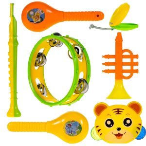 Musical Instruments Return Gifts for First Birthday Party