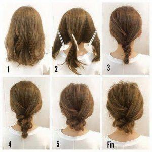 Bridesmaid hairstyles_Bun