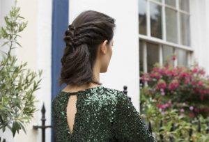 Bridesmaid hairstyles_short twists