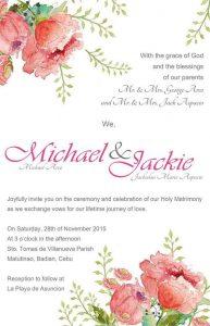 wedding card image