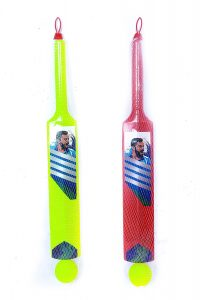 bat and ball set for birthday return gift for kids in two different colours