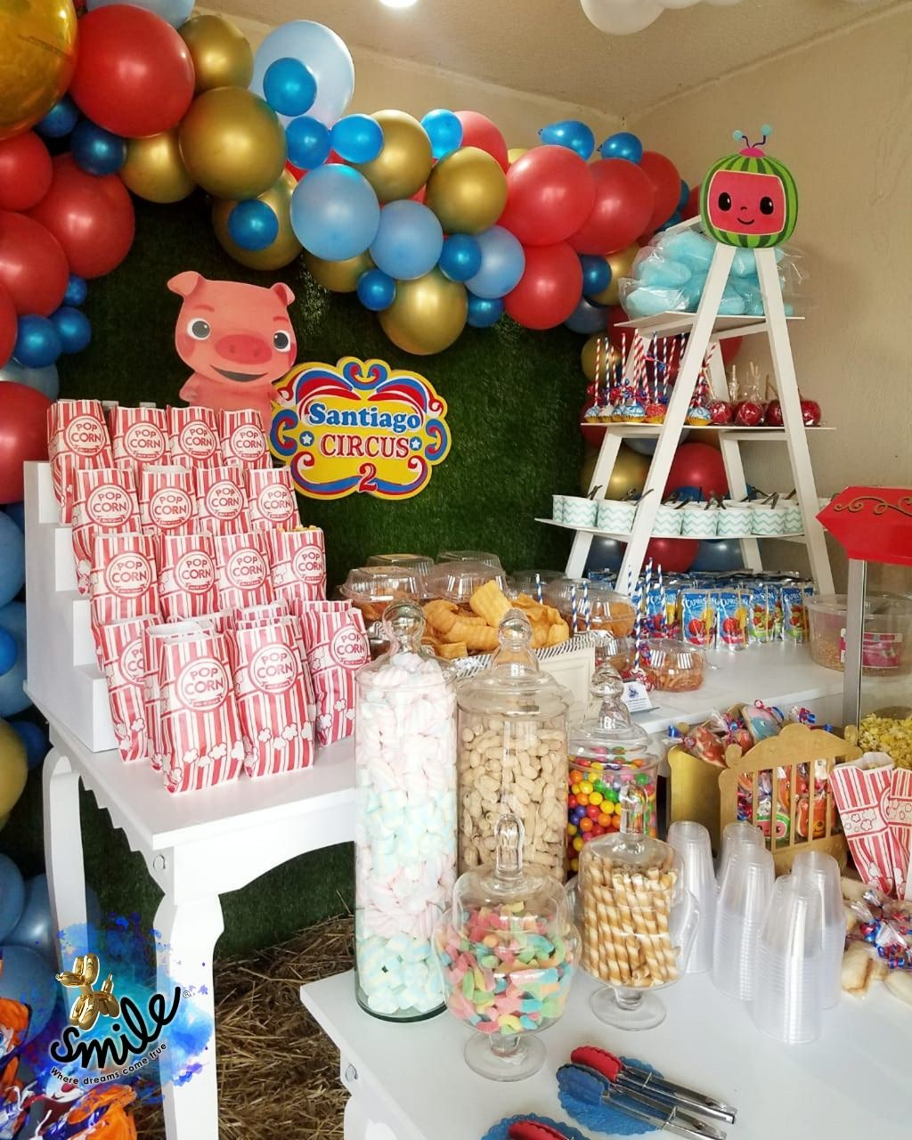 Cocomelon Birthday Theme Supplies 2