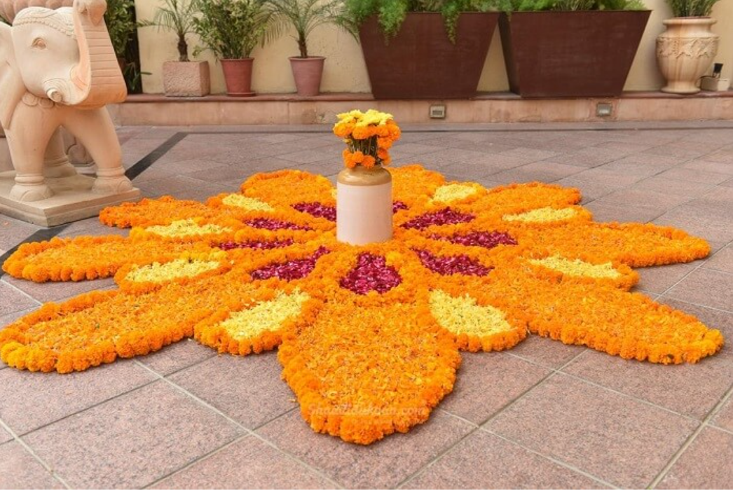 South Indian Marriage Decoration 1