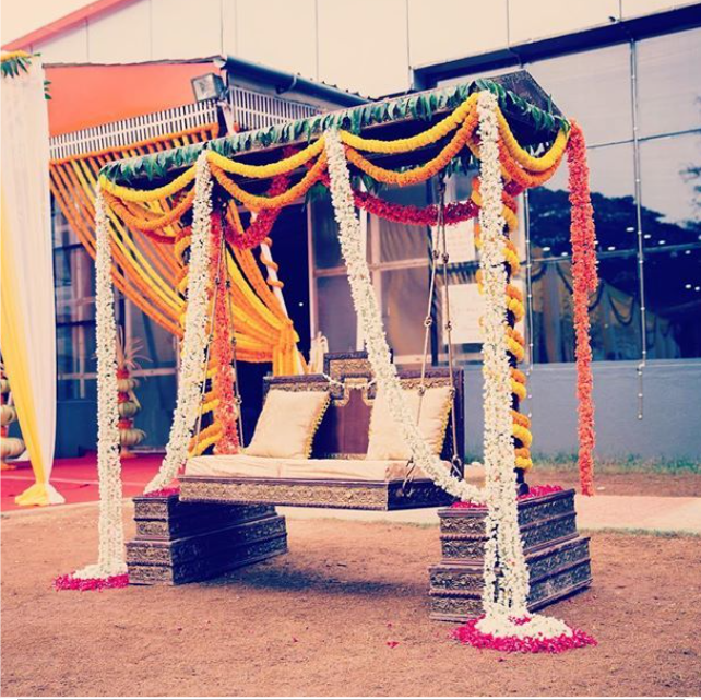 South Indian Marriage Decoration 2